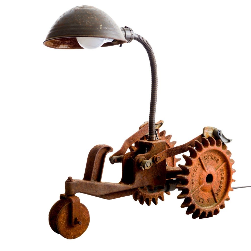 Tractor Desk Lamp : Tractor table lamp groudas art